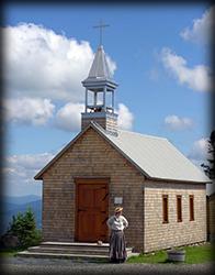 Sanctuaire du Mont Saint-Joseph - Val Racine