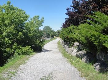 sentier pédestre