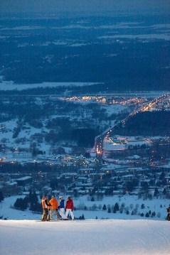 station de ski bromont