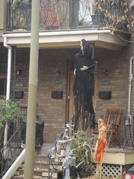 sorcière noire