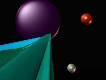 espace infini