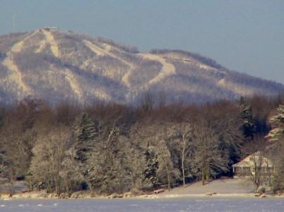 lac brome station de ski