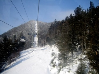 station de ski alpin whiteface