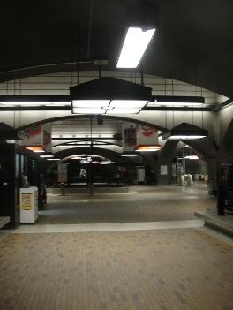 station de métro bonaventure
