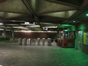 station métro place st henri