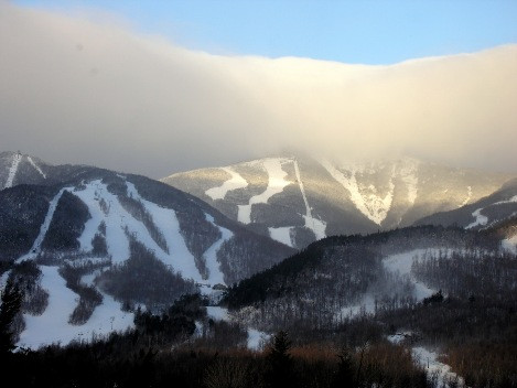 station de ski