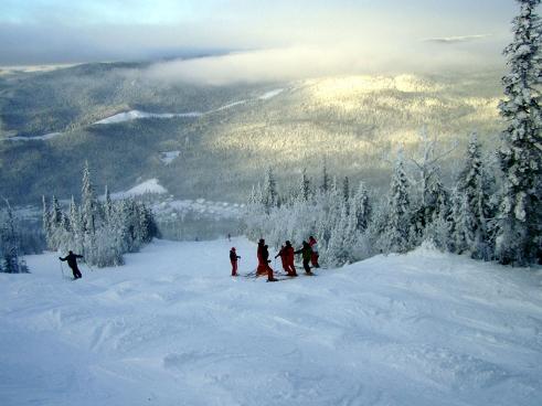 station ski le valinouet