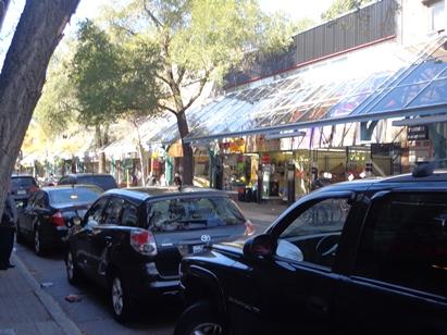 stationnement plaza st-hubert