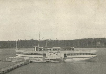 steamer mistassini