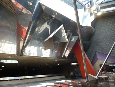 station métro la salle