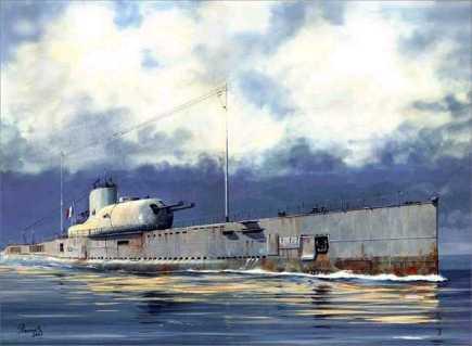Le sous-marine