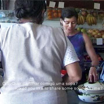 Split Pea Soup, Suzanne Caines
