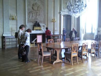 table palais
