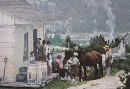 tadoussac au 19 siècle