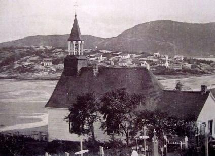 chapelle de Tadoussac 1901
