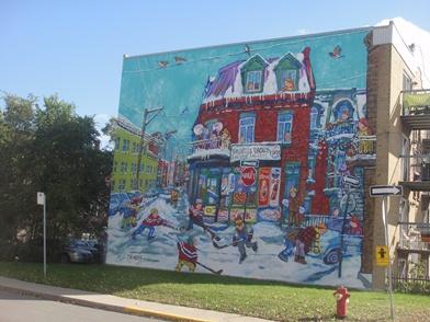 murale annie hamel tanobe