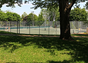 tennis parc king george