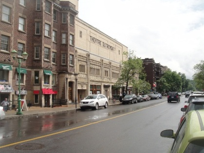 outremont theatre