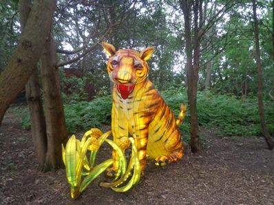 tigre de chine