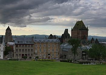 tour chateau frontenac