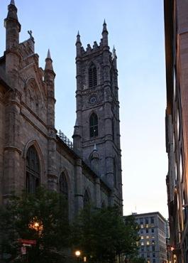 tours de l'église
