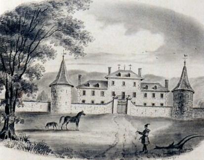 l'ancien fort des sulpiciens