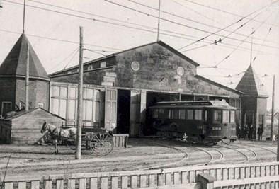 tramway a lévis, rue Fraser