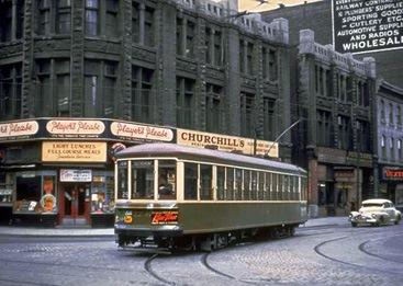 tramway montréal
