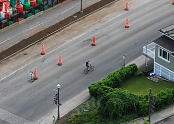 tonçons de la route verte