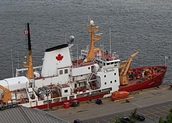 vaisseau canadien