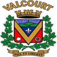 Armoiries et logo de Valcourt