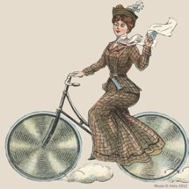 vélo dames