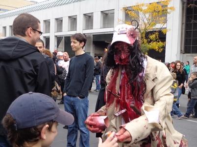 viande zombie