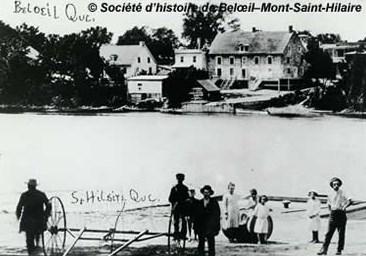 vieux moulin de beloiel