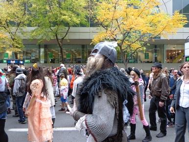 viking en marche