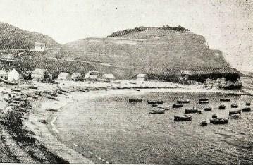 village d'été des pêcheurs
