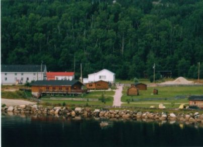village d'antan