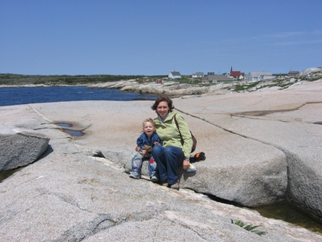 village peggy's cove
