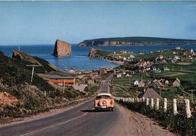 village de percé