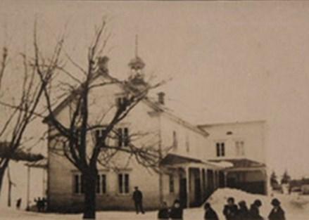 village st dedice lanaudiere