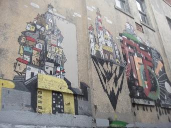 graffiti ville