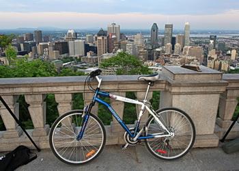 vision panoramique de montréal