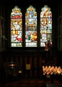vitraux basilique