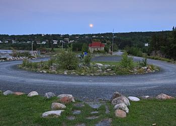 vue panoramique du bic