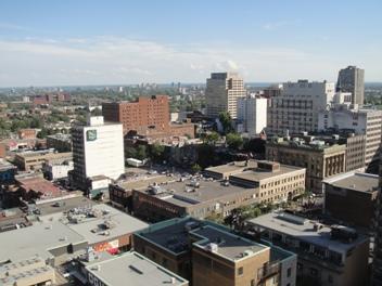 ouest de montréal