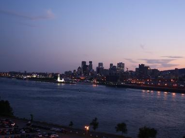 vue du Vieux-Port de Montreal