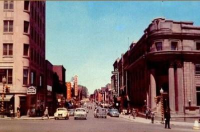 rue wellington et sherbrooke