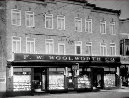 magasin woolworth
