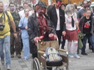 zombie fauteuil