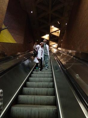 zombie métro de montréal